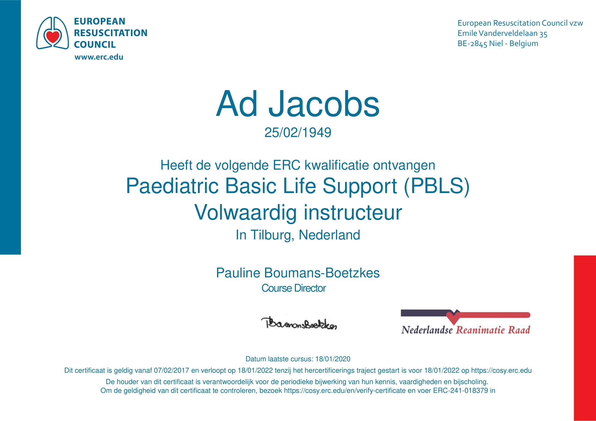 certificate-PBLS-1